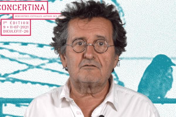 Bernard Bolze présente Concertina