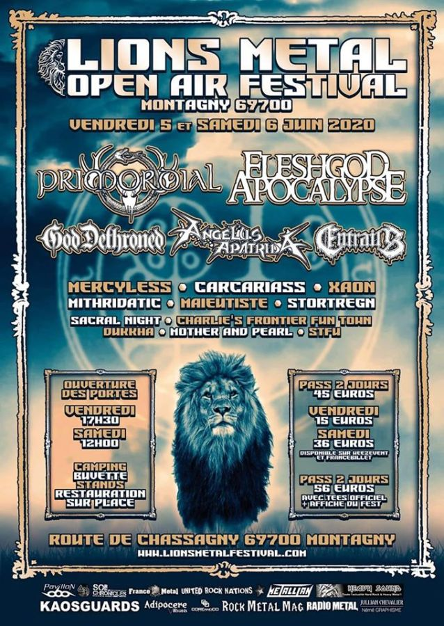 Lions Metal Open Air Festival 2020