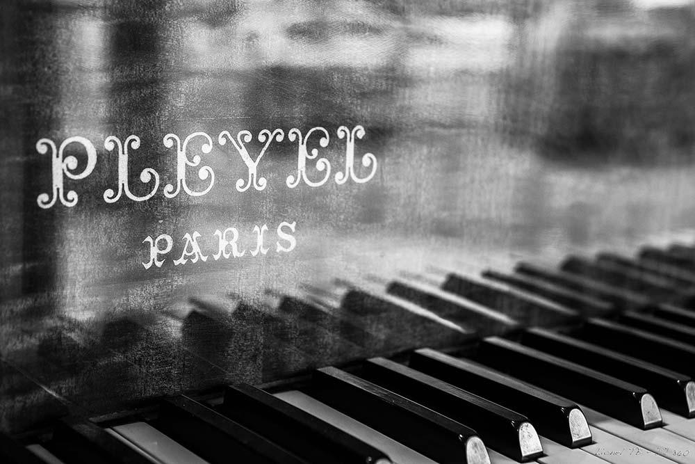Pleyel atelier restauration