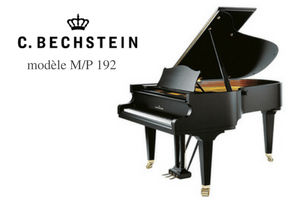 C. Bechstein M/P 192 concert Prévalet Musique