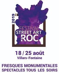 Festival Street Art on the Roc, la Karriere, Villars Fontaine, piano Prévalet Musique