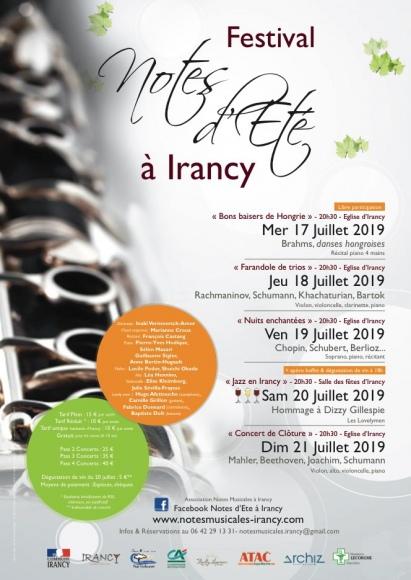 notes musicales irancy, pianos Prévalet Musique