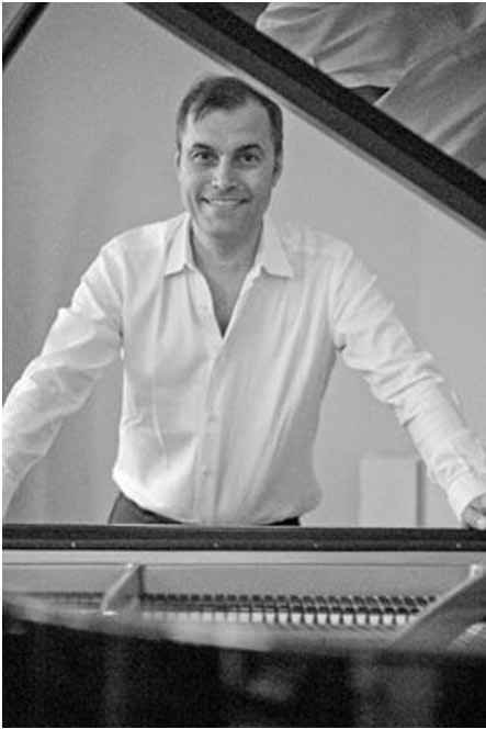 Hervé Billaud Pianiste
