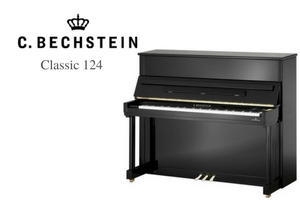 C Bechstein classic 124 piano de concert Prévalet Musique