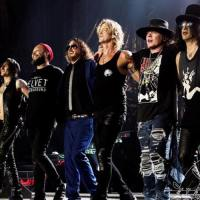 Guns N' Roses: Not In This Lifetime Latin America Tour 2016