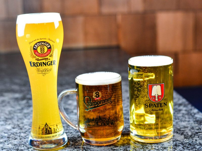 Einstein German Beer - bars and pubs in liverpool