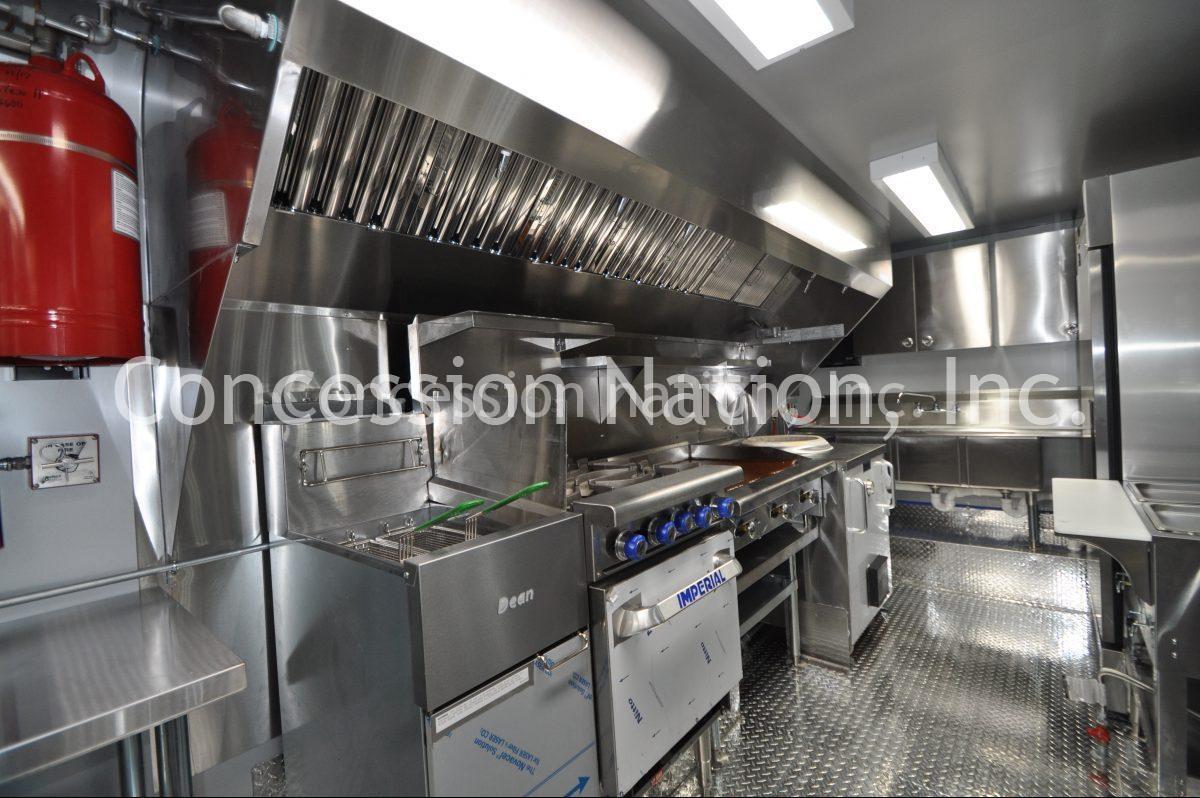 Apna KitchenVIJAY TAXAK Custom Food Trucks Concession