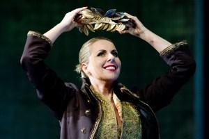 Amarilli Nizza, Nabucco, Oper Leipzig