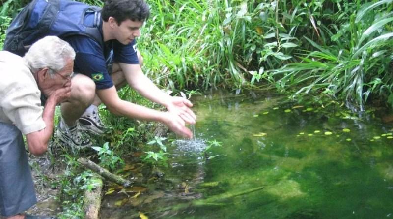 Em busca da nascente do Rio Mogi Guaçu