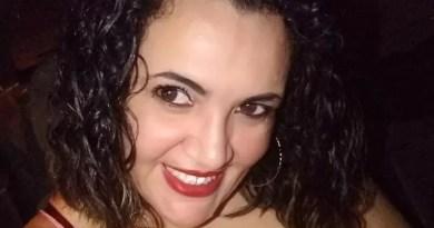 Elisângela Montaute foi morta a facadas em Conchal — Foto: Reprodução/Facebook