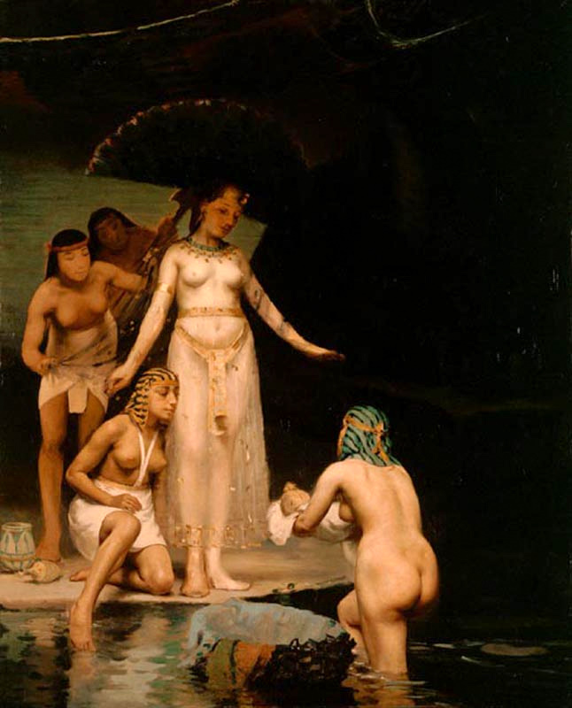 The Discovery of Moses