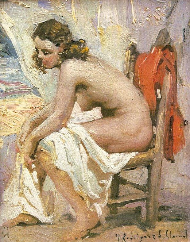 Desnudo de mujer 3