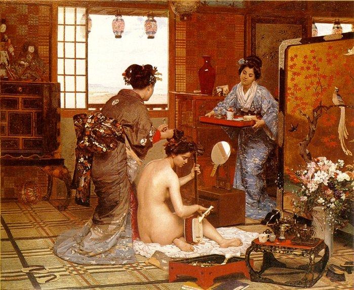 The_Japanese_Toilette_1873