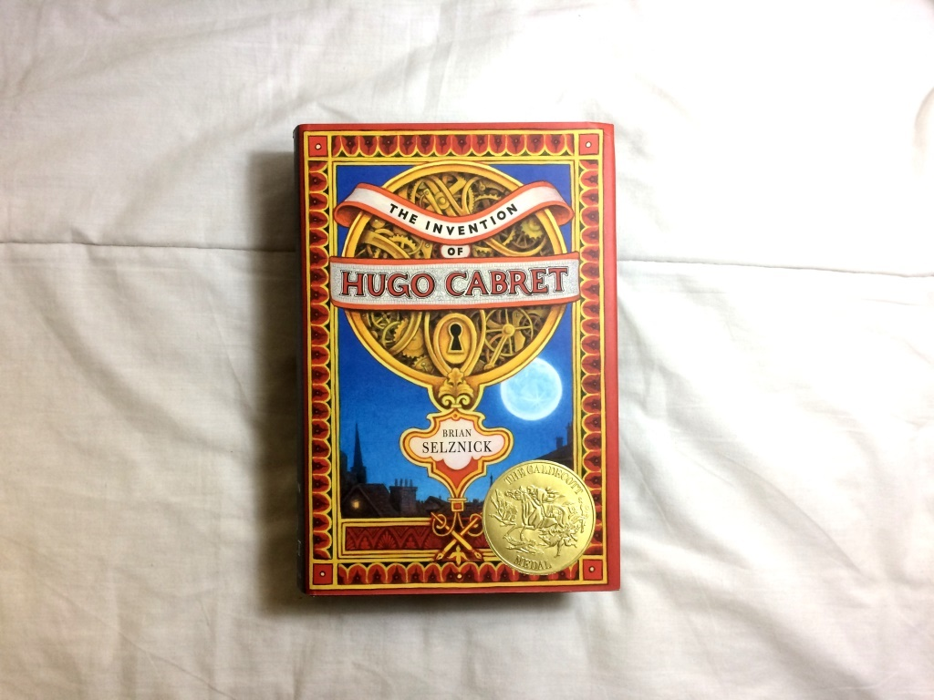 Review The Invention Of Hugo Cabret By Brian Selznick