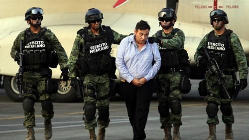 Omar Treviño Morales, el «Z-42»