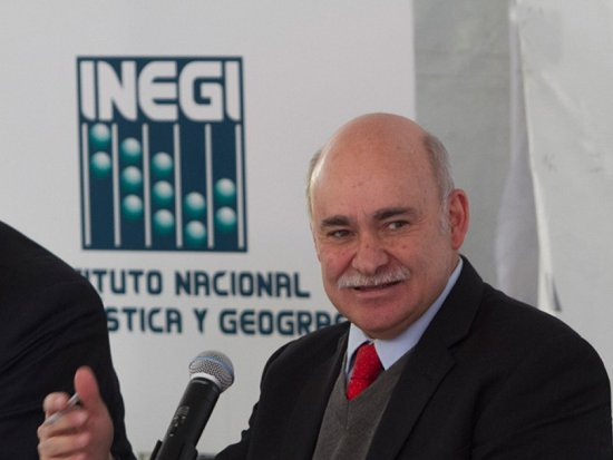 Eduardo Sojo Director de Inegi