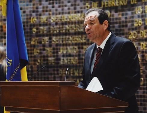 Diputado Óscar Arturo Herrera