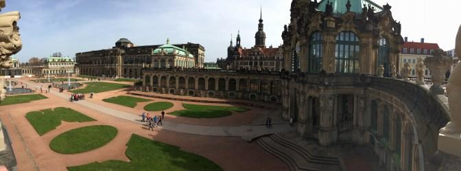 conciergeontheway, Dresden, Zwinger