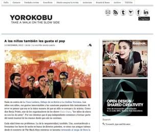 Conciertos Guau Guau - Prensa - Yorokobu