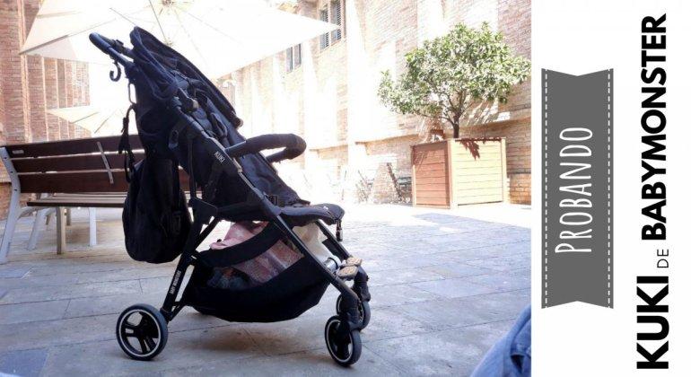 3340653de Probando la silla ligera Kuki de Baby Monsters - Conciliando por la Vida