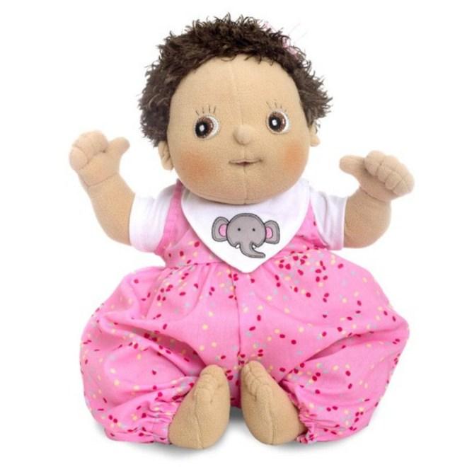 Muñeca sexuada de Rubens Barn. Las muñecas sexuadas son regalos realistas y amables para niños y niñas de 3 años o incluso antes.