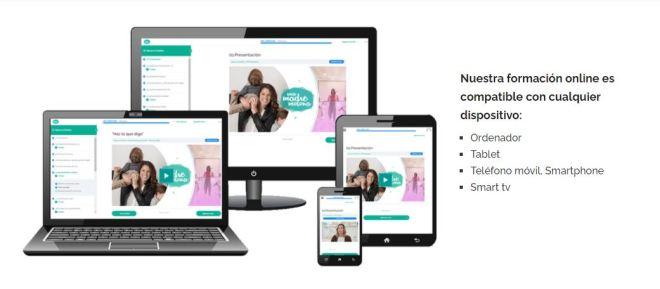 Foto de las características del curso online de dicsiplina positiva Educa en positivo de Una madre molona