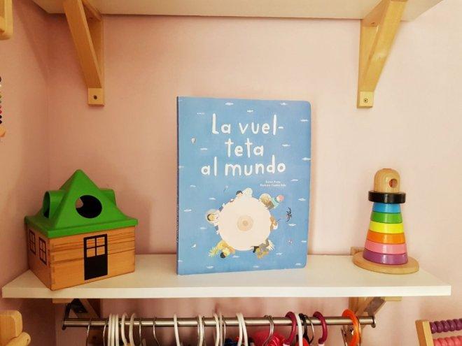 Foto del libro La vuel-teta al mundo