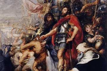 Triumph of Judas Maccabeus