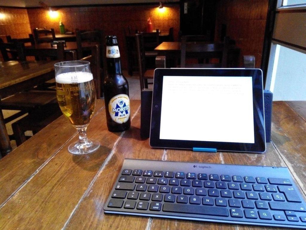 escribir-bar