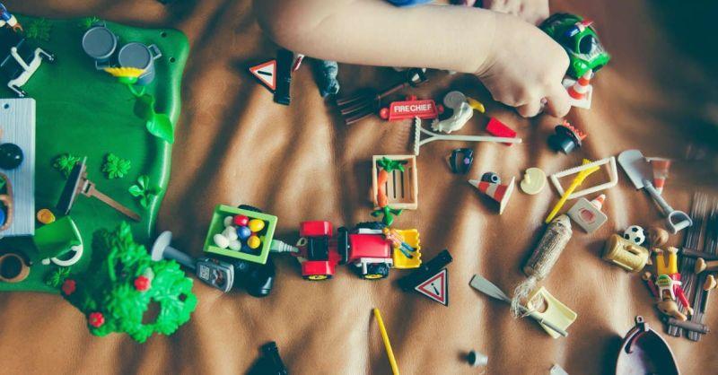 Fotografía de juguetes