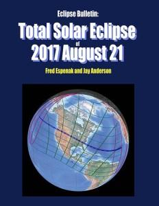 Total Solar Eclipse 2017 Eclipse Bulletin
