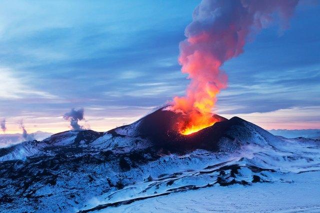 GeoHazard Volcano