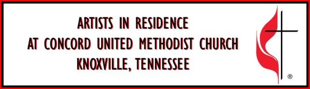 Artist in Residence Banner