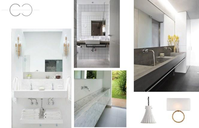 Macaron Franchise: Customer Wash Room