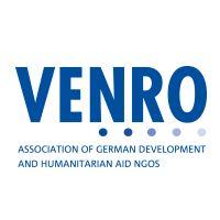 VENRO logo