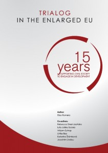 Cover TRIALOG 15 years publication