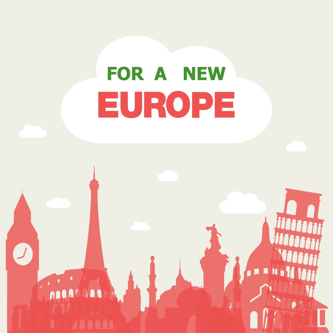 A new Europe image