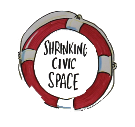 shrinking civic space