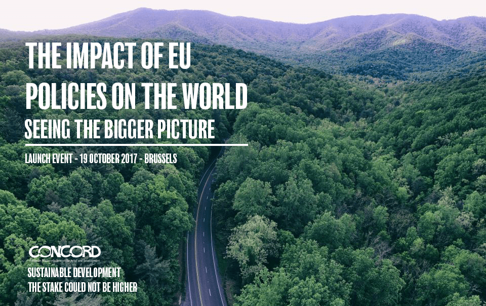The Impact of EU Policies in the World – Launch Event