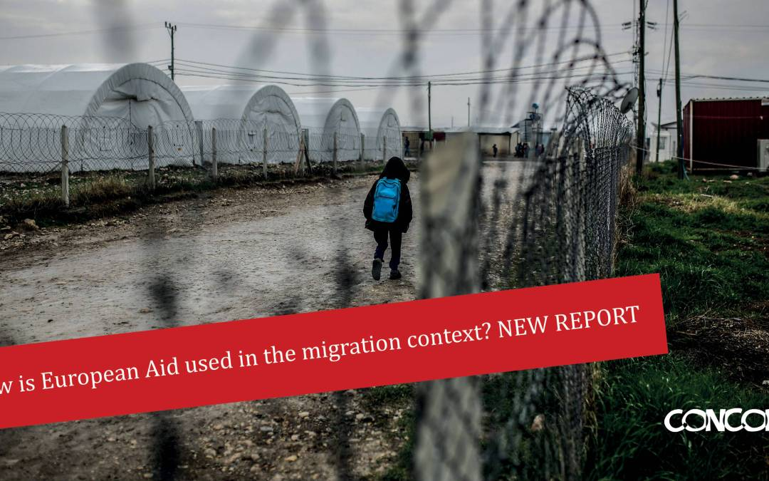 Aid and migration: externalisation of Europe's responsibilities