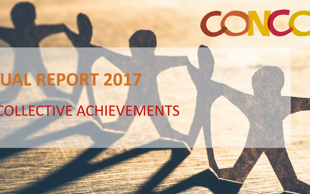 Our 2017 Annual Report is out!