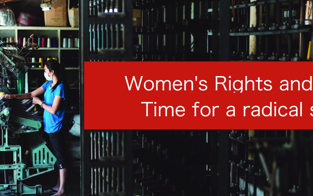 Women's rights and trade: time for a radical shift
