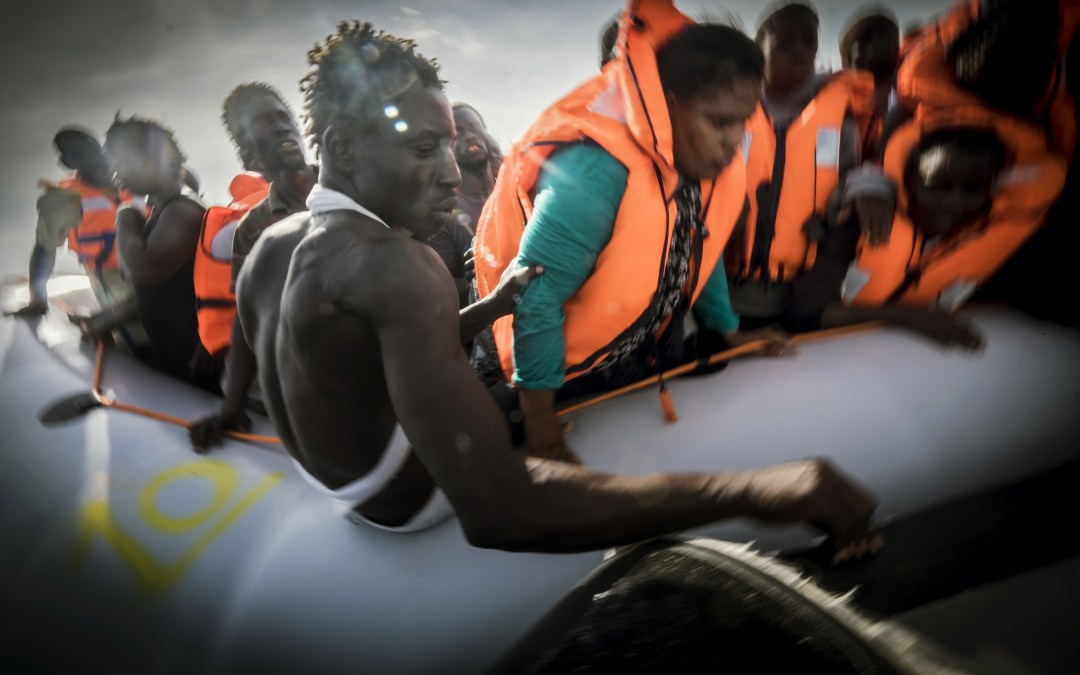 Reaction to Aquarius case: We stand for a Europe of global solidarity with migrants crossing the Mediterranean
