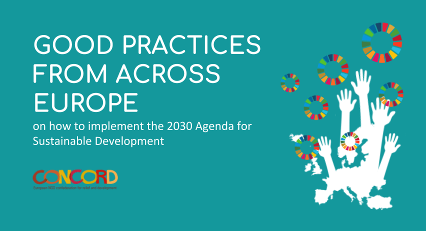 SDGs' implementation: Good practices from across Europe
