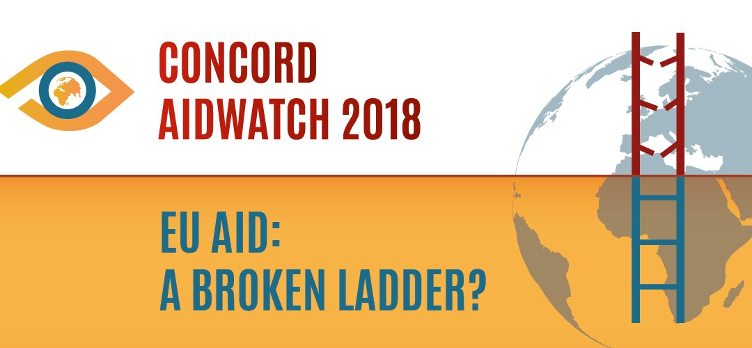 AidWatch Report 2018: inflated, decreasing and diverted EU Aid