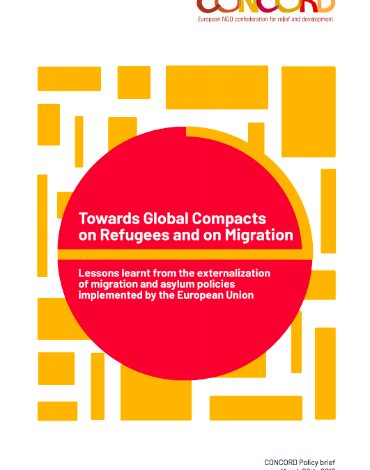 Towards Global Compacts on refugees and on migration