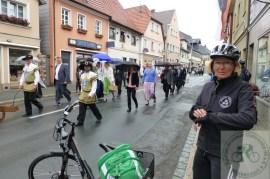 Zwischenstop in Bad Staffelstein