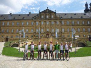 Radlwallfahrt 2016 Kloster Banz
