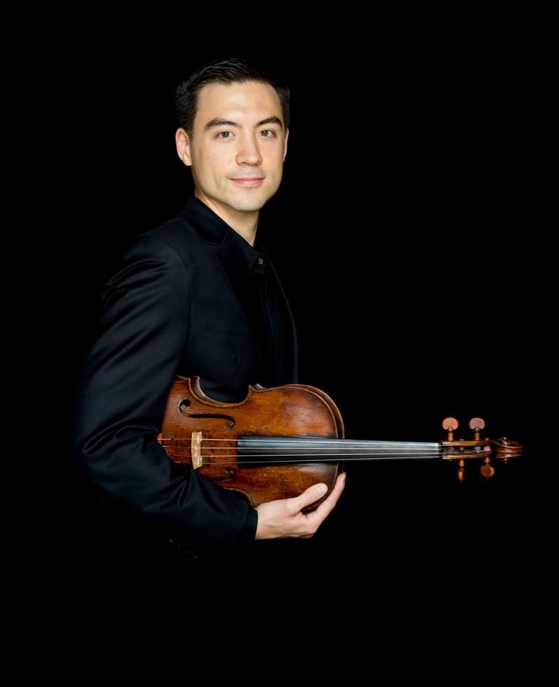 Daniel Kim, Violist