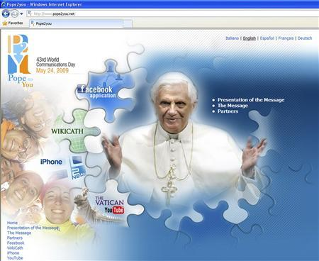 We Agree with the Pope – The Word of God and the Digital Continent